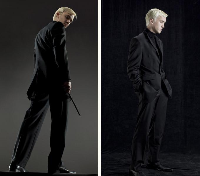 Malfoy in Black | PRADNYA CINANTYA