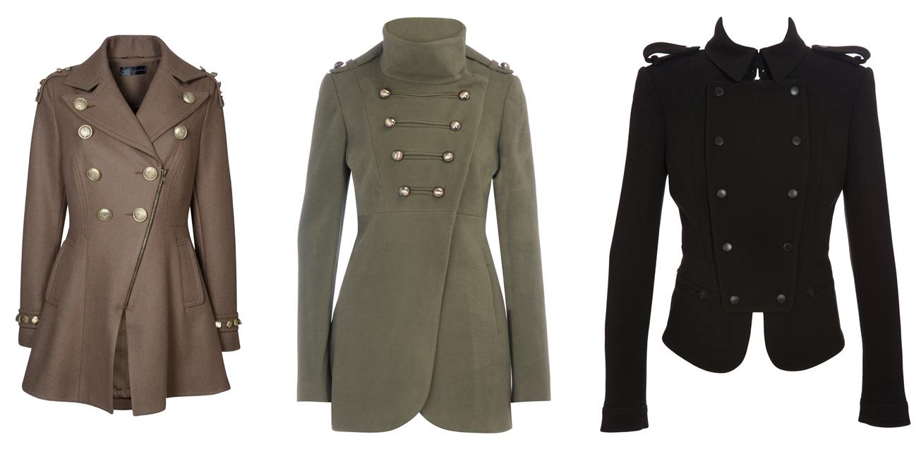 Gorgeous Military Jackets | PRADNYA CINANTYA