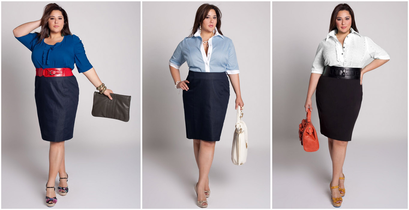 Pencil Skirt City Denim