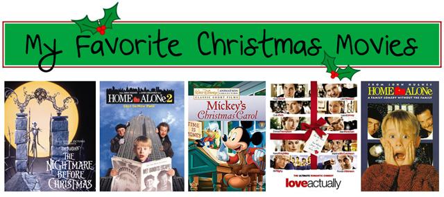 1. Christmas movies