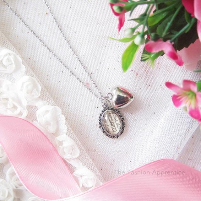 Pradnya Cinantya Anya Verona DIY Cabochon Necklace Ring Valentine Gifts 4