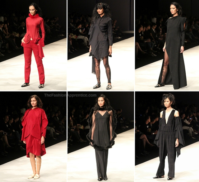 Pradnya Cinantya Anya The Fashion Apprentice fbudi Indonesia Fashion Week 2016