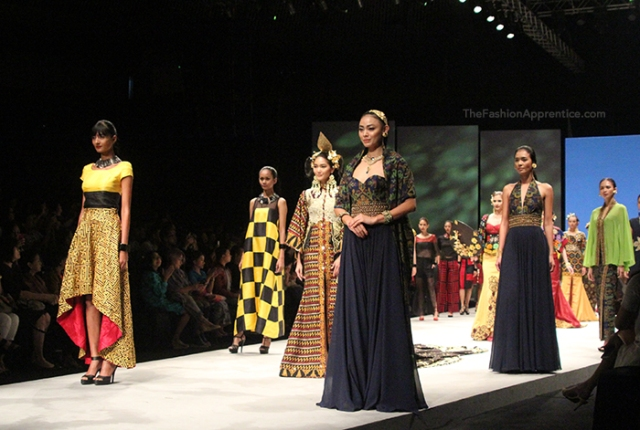 pradnya cinantya anya the fashion apprentice indonesia fashion week 2016 2