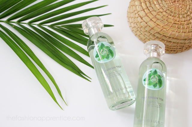 pradnya cinantya anya the fashion apprentice the body shop fuji green tea cologne review 3