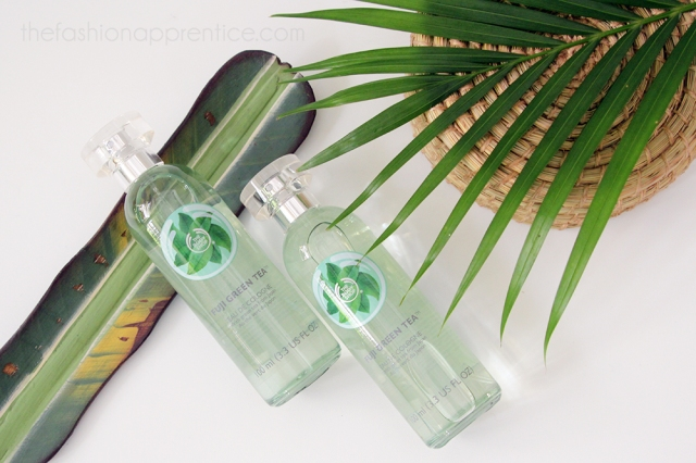 pradnya cinantya anya the fashion apprentice the body shop fuji green tea cologne review 4