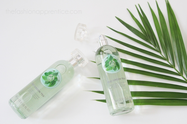 pradnya cinantya anya the fashion apprentice the body shop fuji green tea cologne review 5