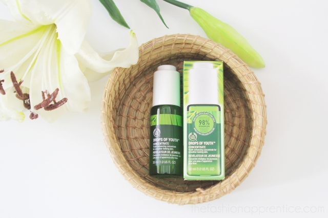pradnya cinantya anya the fashion apprentice the body shop nutriganics drops of youth beauty review 2