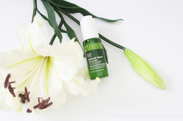 pradnya cinantya anya the fashion apprentice the body shop nutriganics drops of youth beauty review 3